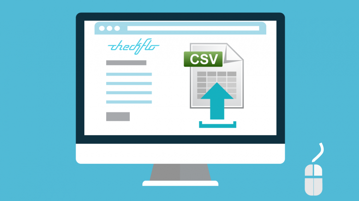 Upload Data CSV File