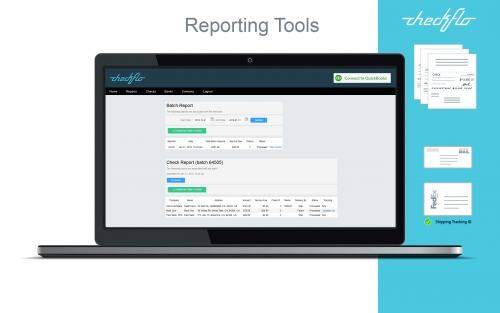 Checkflo App - Reporting Tool